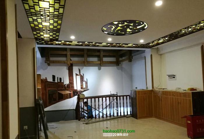 中式风格餐厅设计,徽派风格餐厅装修,饭馆装修设计,饭店装修设计,餐厅